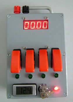 12V Rocket Launch Controller
